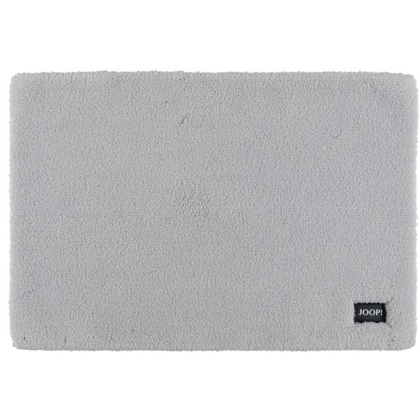 JOOP! Badteppich Basic 11 - Farbe: Silber - 026 60x90 cm