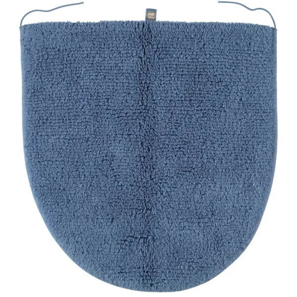Rhomtuft - Badteppiche Prestige - Farbe: aqua - 78 Deckelbezug 45x50 cm