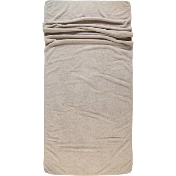 Rhomtuft - Handtücher Loft - Farbe: stone - 320 Saunatuch 80x200 cm