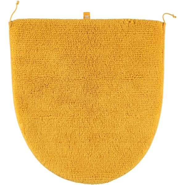 Rhomtuft - Badteppiche Prestige - Farbe: gold - 348 Deckelbezug 45x50 cm