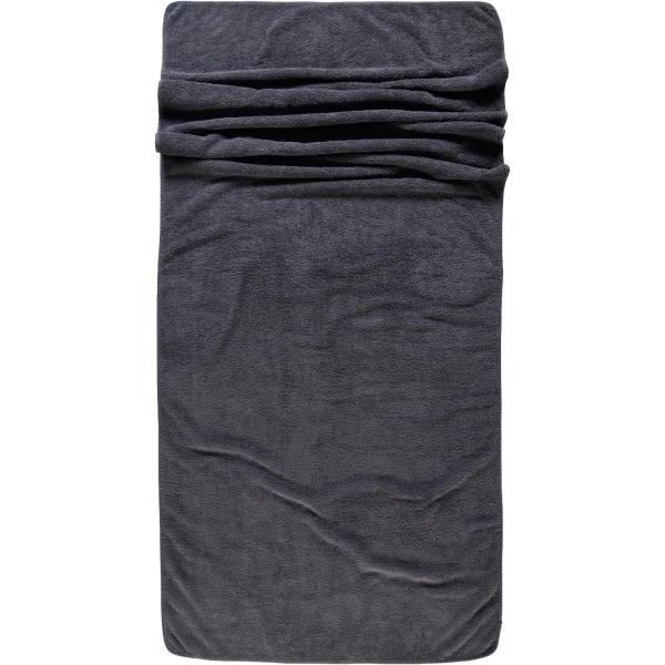 Rhomtuft - Handtücher Loft - Farbe: zinn - 02 Saunatuch 80x200 cm