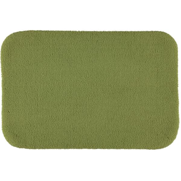 Rhomtuft - Badteppiche Aspect - Farbe: lind - 12 80x160 cm