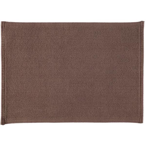 Rhomtuft - Badteppiche Plain - Farbe: taupe - 58 50x70 cm