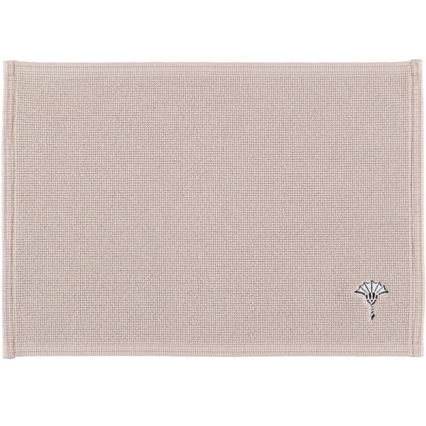 JOOP! Badematte Cornflower Single 55 - Farbe: Sand - 213 50x70 cm