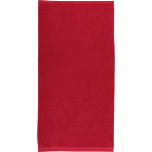 Rhomtuft - Handtücher Baronesse - Farbe: cardinal - 349 Duschtuch 70x130 cm