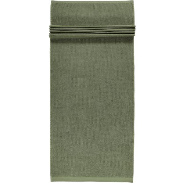 Rhomtuft - Handtücher Baronesse - Farbe: olive - 404 Saunatuch 70x190 cm