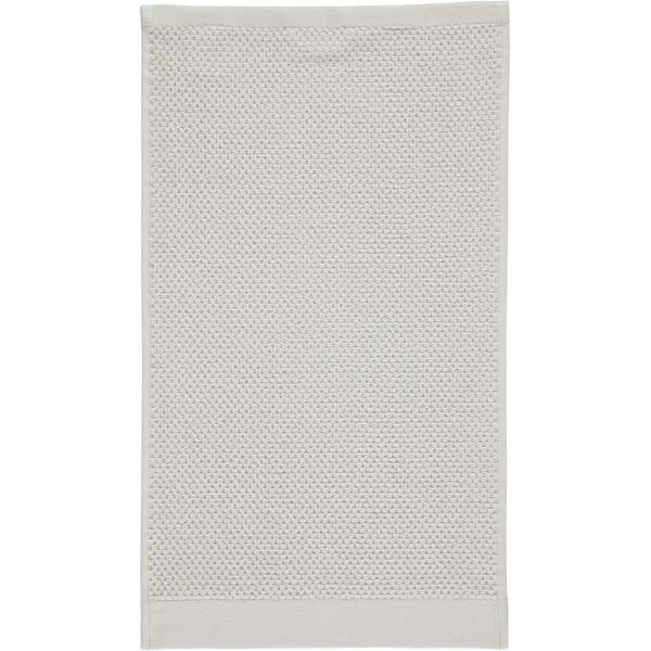 Rhomtuft - Handtücher Baronesse - Farbe: perlgrau - 11 Gästetuch 30x50 cm