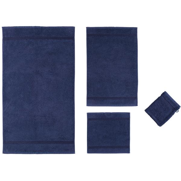 Rhomtuft - Handtücher Princess - Farbe: kobalt - 84