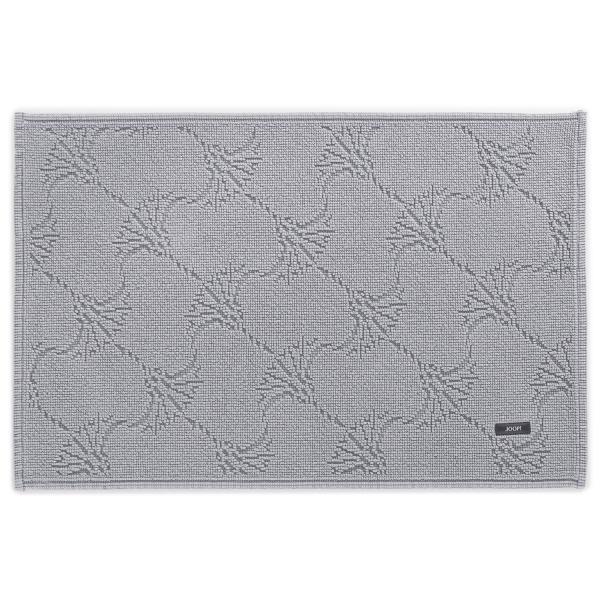 JOOP! - Badteppich New Cornflower 60 - Farbe: Silber - 026