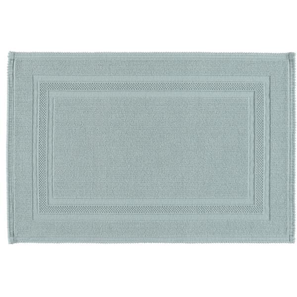 Rhomtuft - Badematte Gala - Farbe: aquamarin - 400 60x90 cm