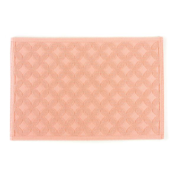 Rhomtuft - Badematte Seaside - Farbe: peach - 405 70x120 cm