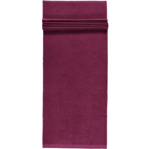 Rhomtuft - Handtücher Baronesse - Farbe: berry - 237 Saunatuch 70x190 cm