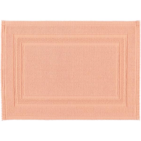 Rhomtuft - Badematte Gala - Farbe: peach - 405 50x70 cm