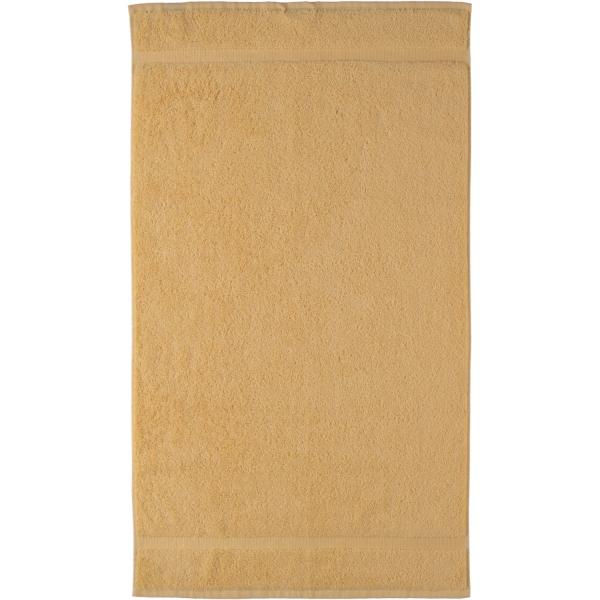 Rhomtuft - Handtücher Princess - Farbe: mais - 390 Handtuch 55x100 cm