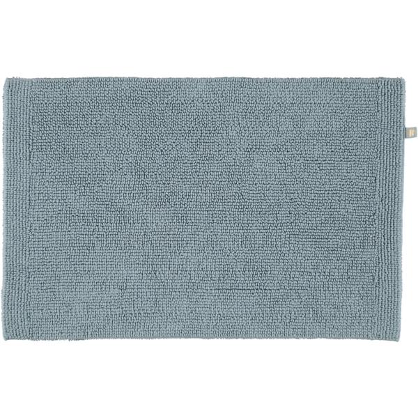 Rhomtuft - Badteppich Pur - Farbe: aquamarin - 400 50x75 cm