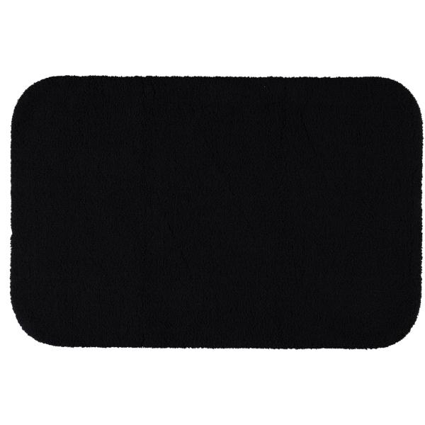 Rhomtuft - Badteppiche Aspect - Farbe: schwarz - 15 60x90 cm