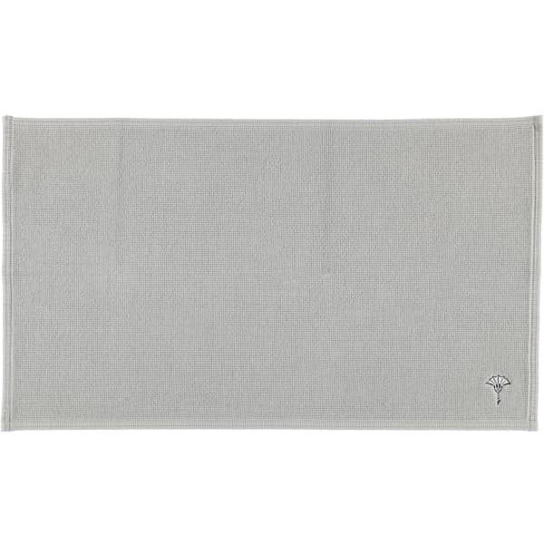 JOOP! Badematte Cornflower Single 55 - Farbe: Silber - 026 70x120 cm