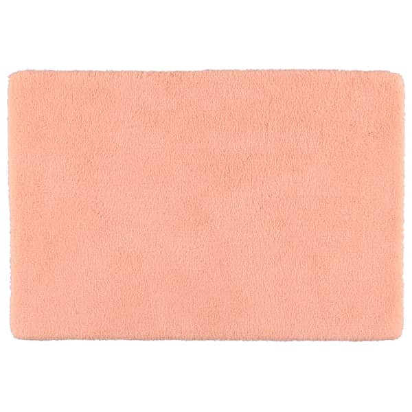 Rhomtuft - Badteppiche Square - Farbe: peach - 405 60x90 cm