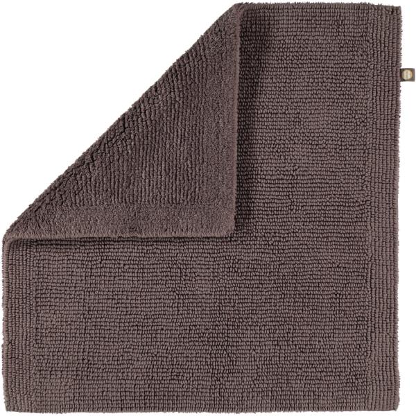 Rhomtuft - Badteppich Pur - Farbe: mauve - 302 60x60 cm