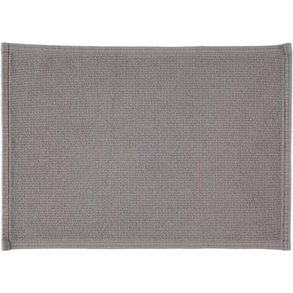 Rhomtuft - Badteppiche Plain - Farbe: kiesel - 85 50x70 cm