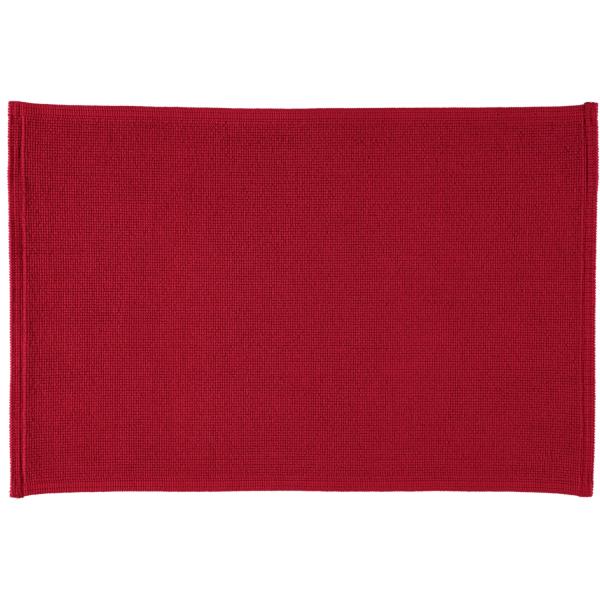 Rhomtuft - Badteppiche Plain - Farbe: cardinal - 349