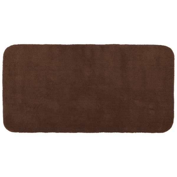 Rhomtuft - Badteppiche Aspect - Farbe: mocca - 406 80x160 cm
