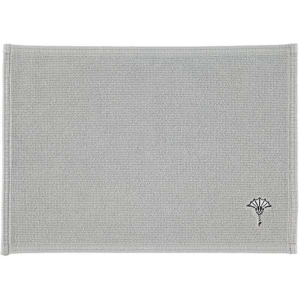 JOOP! Badematte Cornflower Single 55 - Farbe: Silber - 026 50x70 cm