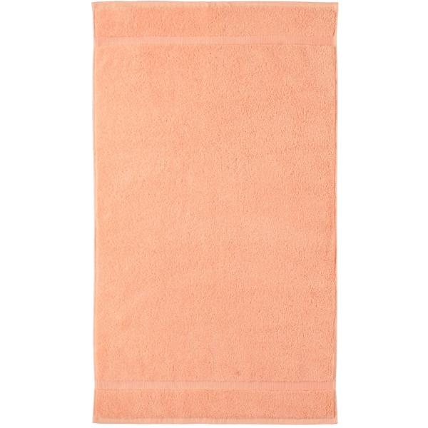 Rhomtuft - Handtücher Princess - Farbe: peach - 405 Handtuch 55x100 cm