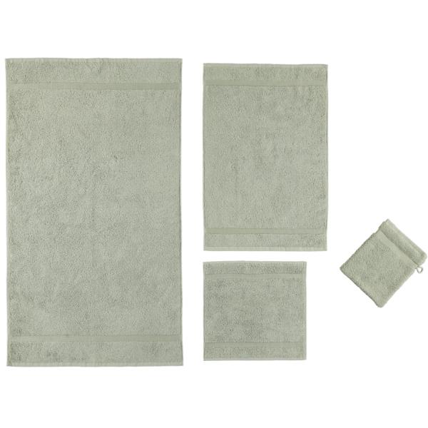 Rhomtuft - Handtücher Princess - Farbe: jade - 90