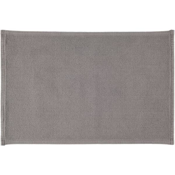 Rhomtuft - Badteppiche Plain - Farbe: kiesel - 85 60x90 cm