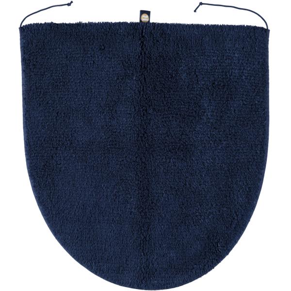 Rhomtuft - Badteppiche Prestige - Farbe: kobalt - 84 Deckelbezug 45x50 cm