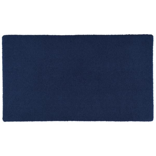 Rhomtuft - Badteppiche Square - Farbe: kobalt - 84 70x120 cm