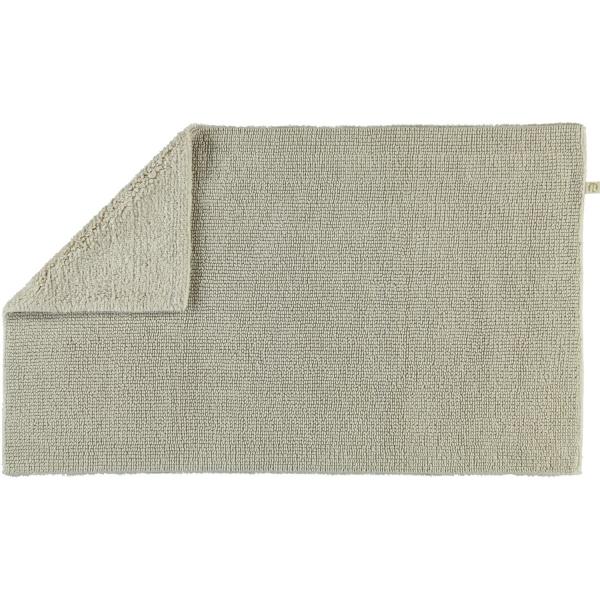 Rhomtuft - Badteppich Pur - Farbe: stone - 320 60x100 cm