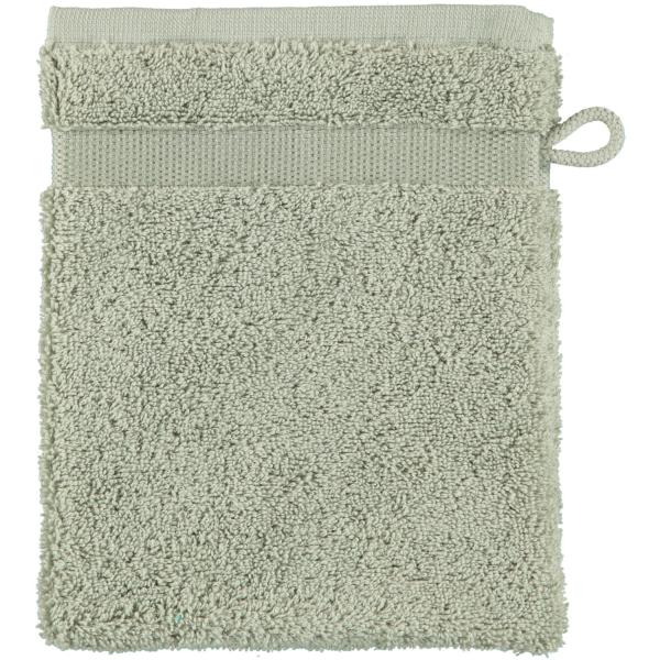 Rhomtuft - Handtücher Princess - Farbe: jade - 90 Waschhandschuh 16x22 cm