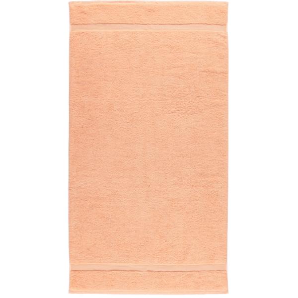 Rhomtuft - Handtücher Princess - Farbe: peach - 405 Duschtuch 70x130 cm