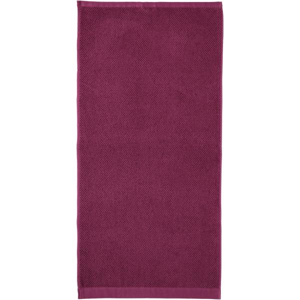 Rhomtuft - Handtücher Baronesse - Farbe: berry - 237 Handtuch 50x100 cm