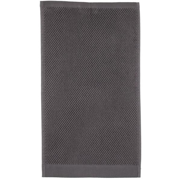 Rhomtuft - Handtücher Baronesse - Farbe: zinn - 02 Gästetuch 30x50 cm