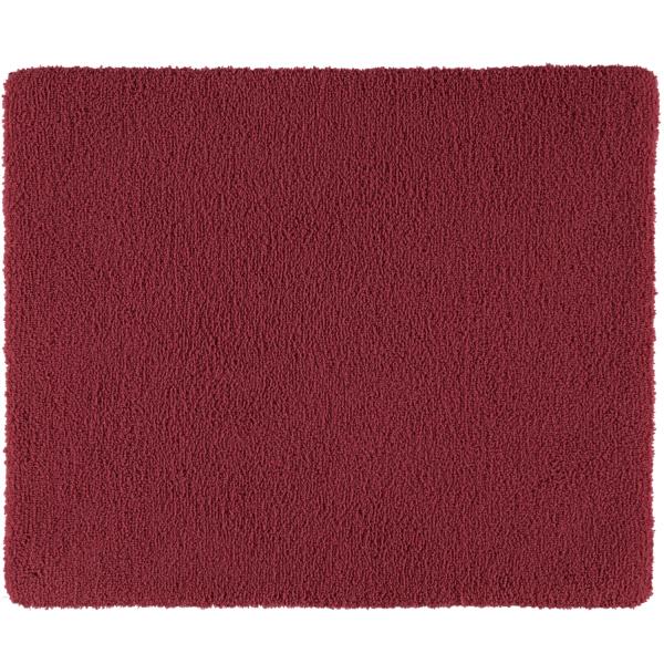 Rhomtuft - Badteppiche Square - Farbe: marsala - 391 50x60 cm