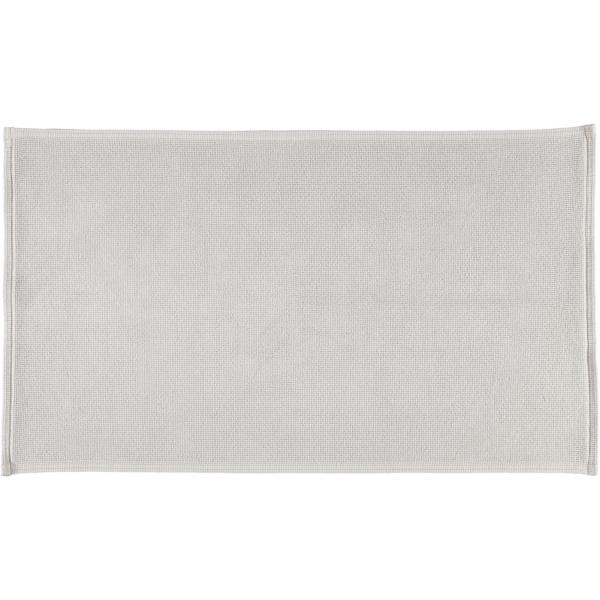 Rhomtuft - Badteppiche Plain - Farbe: perlgrau - 11 70x120 cm