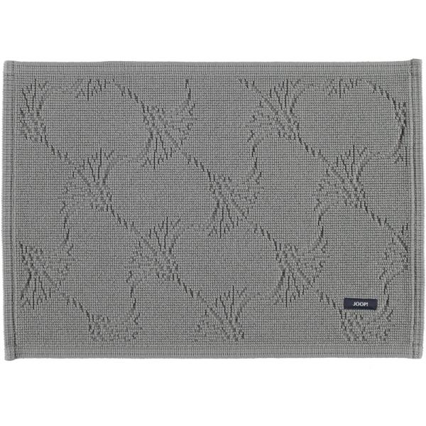 JOOP! - Badteppich New Cornflower 60 - Farbe: Kiesel - 085 50x70 cm