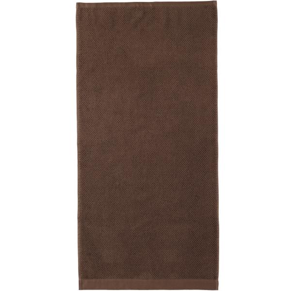 Rhomtuft - Handtücher Baronesse - Farbe: mocca - 406 Handtuch 50x100 cm