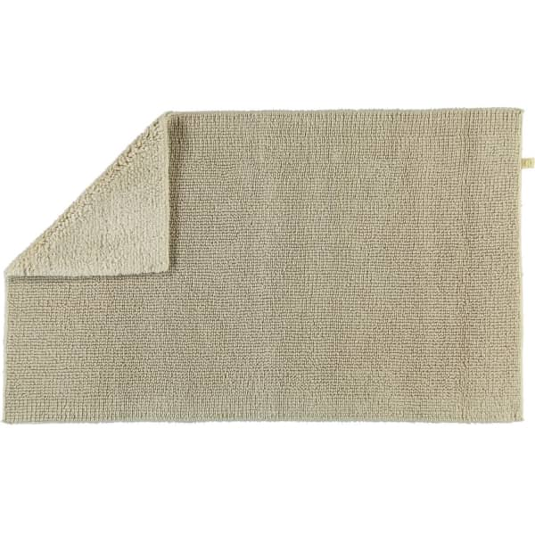 Rhomtuft - Badteppich Pur - Farbe: beige - 42