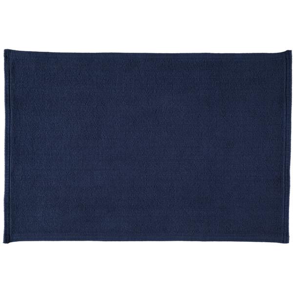 Rhomtuft - Badteppiche Plain - Farbe: kobalt - 84 60x90 cm