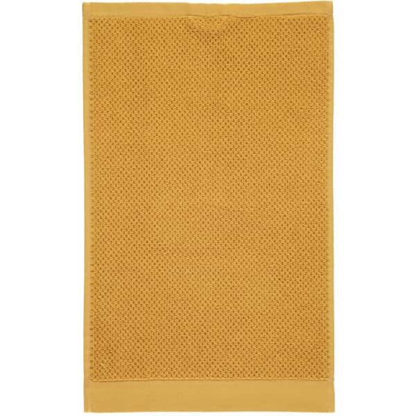 Rhomtuft - Handtücher Baronesse - Farbe: gold - 348 Gästetuch 30x50 cm