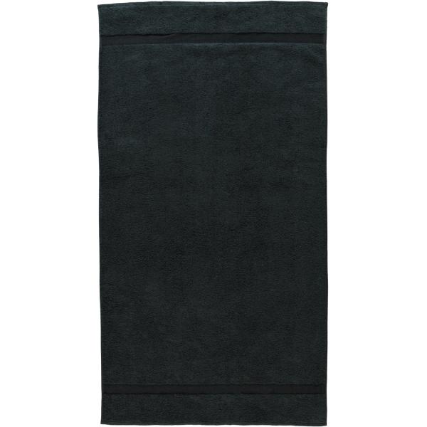 Rhomtuft - Handtücher Princess - Farbe: schwarz - 15 Duschtuch 70x130 cm