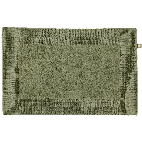 Rhomtuft - Badteppiche Prestige - Farbe: olive - 404 50x75 cm