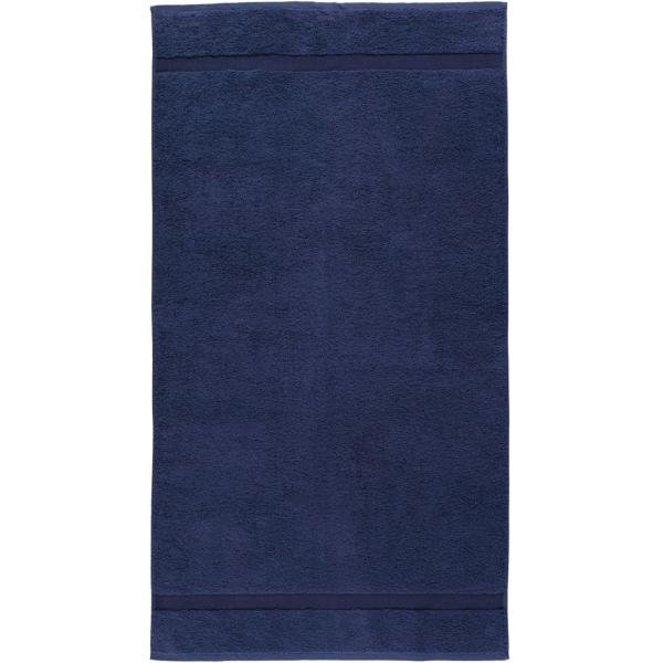 Rhomtuft - Handtücher Princess - Farbe: kobalt - 84 Duschtuch 70x130 cm