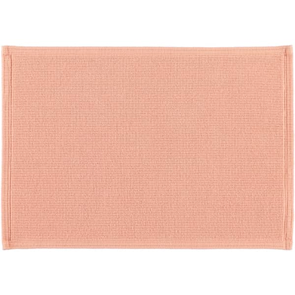 Rhomtuft - Badematte Plain - Farbe: peach - 405 50x70 cm
