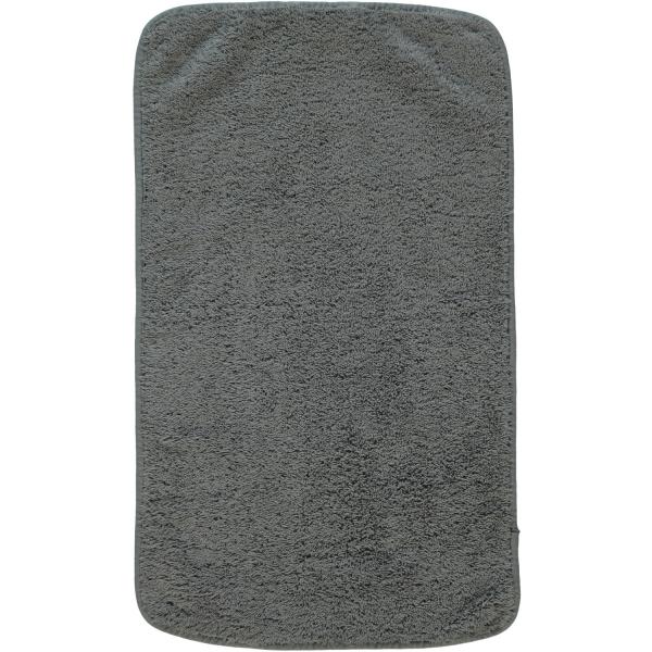 Rhomtuft - Handtücher Loft - Farbe: kiesel - 85 Gästetuch 30x50 cm