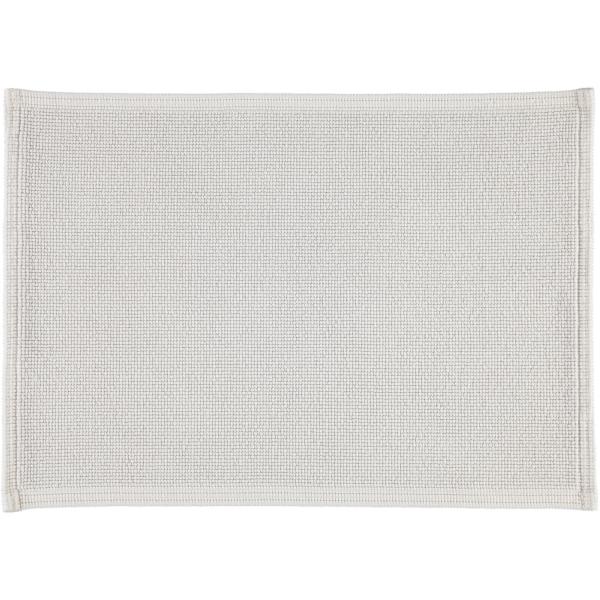 Rhomtuft - Badteppiche Plain - Farbe: perlgrau - 11 50x70 cm